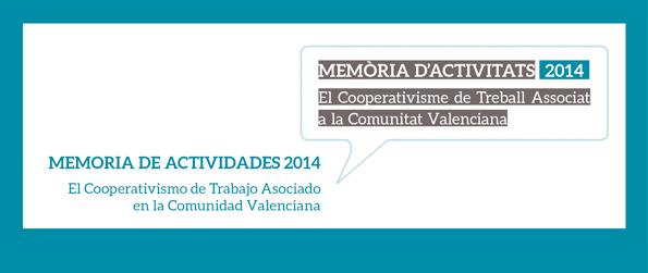 MOMORIA DE ACTIVIDADES 2014