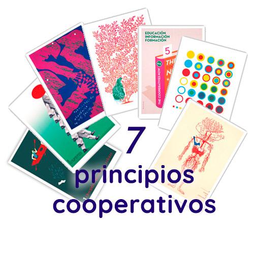 De principios cooperativos y muertes cooperativas. Descubre de qué va a morir tu cooperativa.