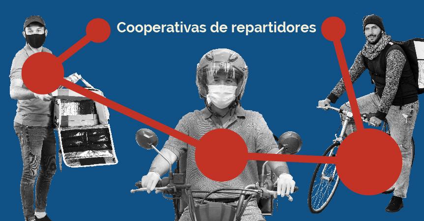 Cooperativas de repartidores, la solución flexible