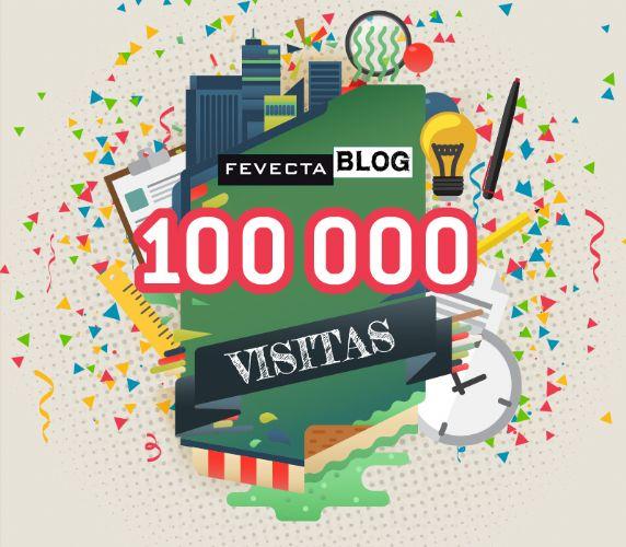 El Blog de FEVECTA recibe 100.000 visitas en 20 meses