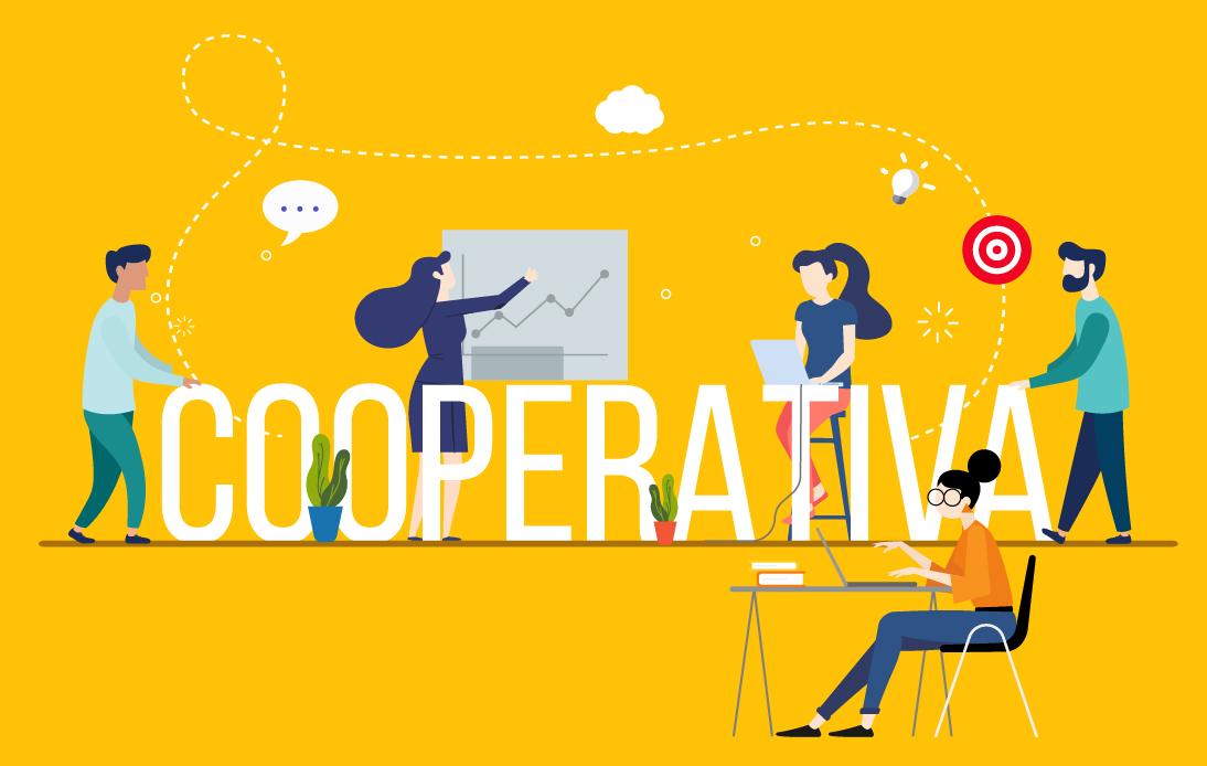 Socios de una cooperativa