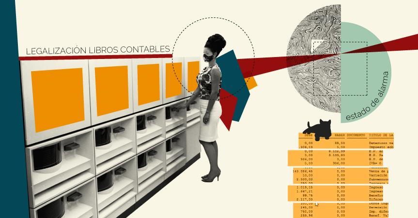 La legalización de los libros contables de las cooperativas durante y después del Estado de Alarma