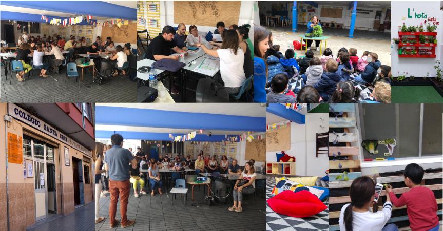 Colegio Santa Cruz de Mislata, un proyecto educativo que viró hacia el cooperativismo para convertirse en Mestres de la Creu Coop V