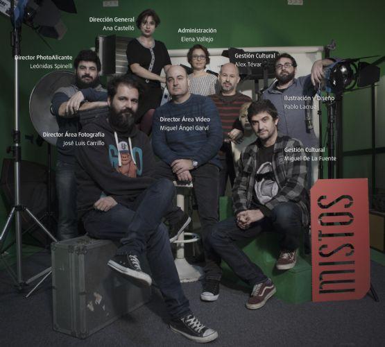 MISTOS COOPERATIVA CULTURAL ofrece en Alicante servicios de producción audiovisual, formación, diseño, ilustración y gestión de proyectos culturales