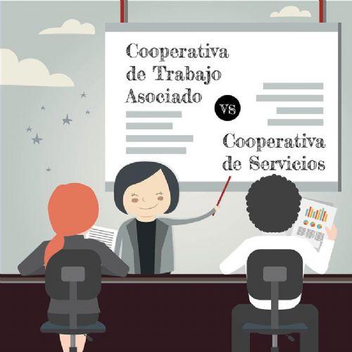 Emprender en cooperativa SÍ, pero…¿Qué tipo de cooperativa me conviene más?