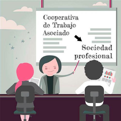¿Puede una Cooperativa de Trabajo constituirse como sociedad profesional?: El encaje jurídico (I)