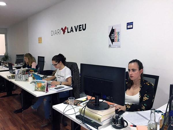 Diari La Veu, el diari digital del País Valencià en valencià, generalista i de progrés