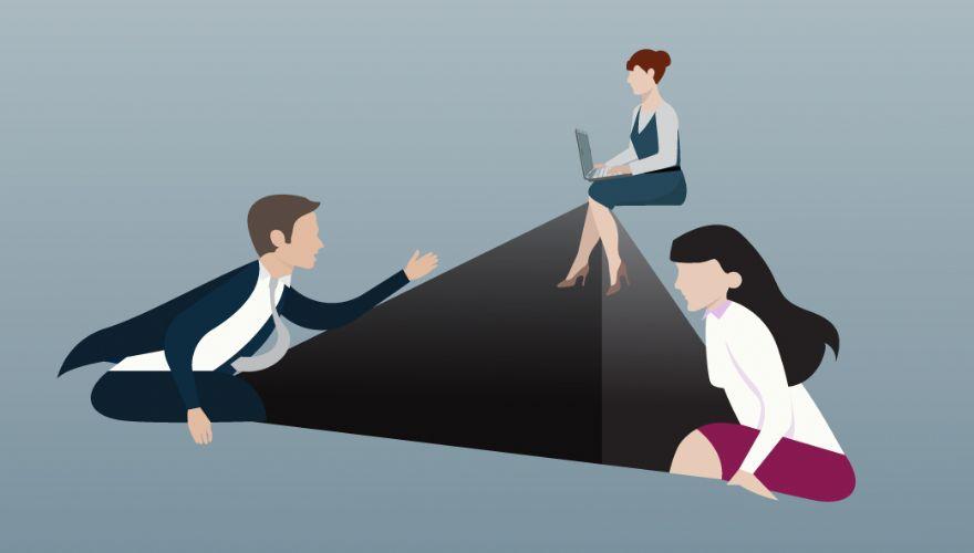 El Triángulo de las Bermudas cooperativo