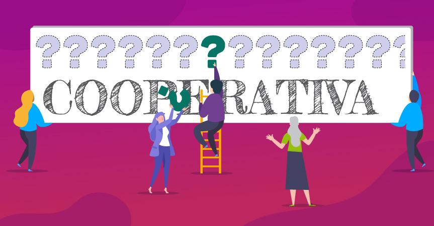 Las 12,5 preguntas tópicas que te harán si eres una persona socia cooperativista