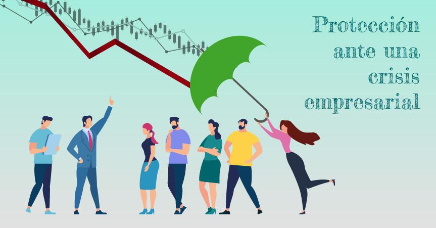 ¿Qué protección tienen los socios trabajadores de las cooperativas ante una crisis empresarial?