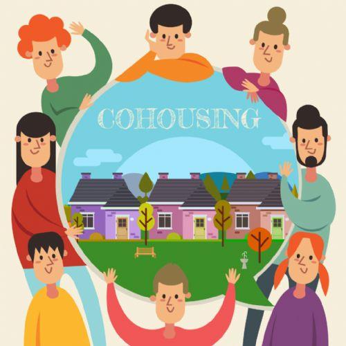 Las 4 razones por las que el cohousing cooperativo puede ayudarte a ser más feliz