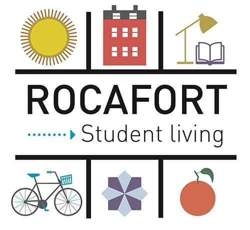 ROCAFORT STUDENT LIVING COOP.V, una residencia de estudiantes para sentirse como en casa