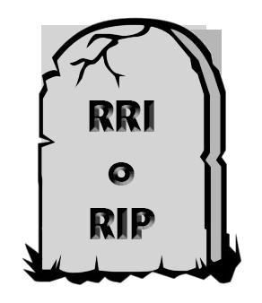 ¿R.R.I o R.I.P?