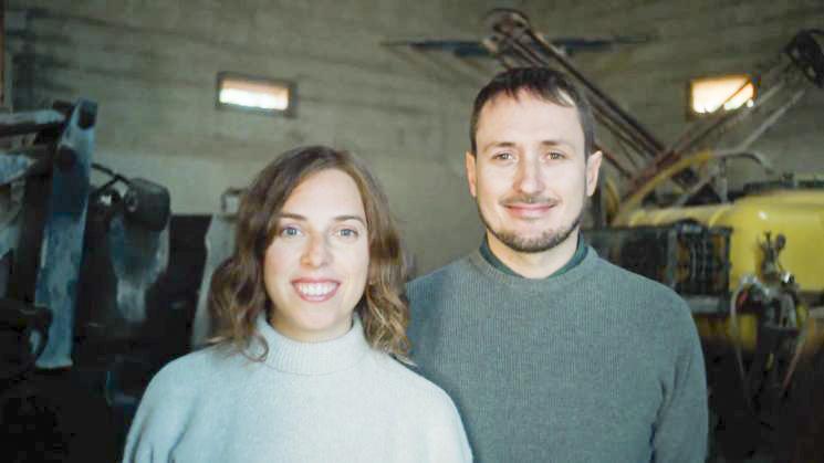 Teresa Llorca y Miquel Matoses