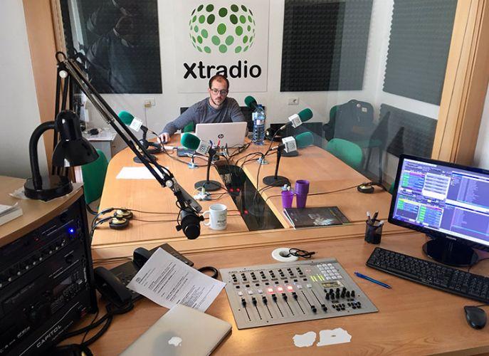 XTRADIO FM COOP.V., emisora generalista, independiente y cooperativa