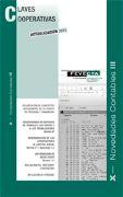 Clave Cooperativa X - Novedades contables III